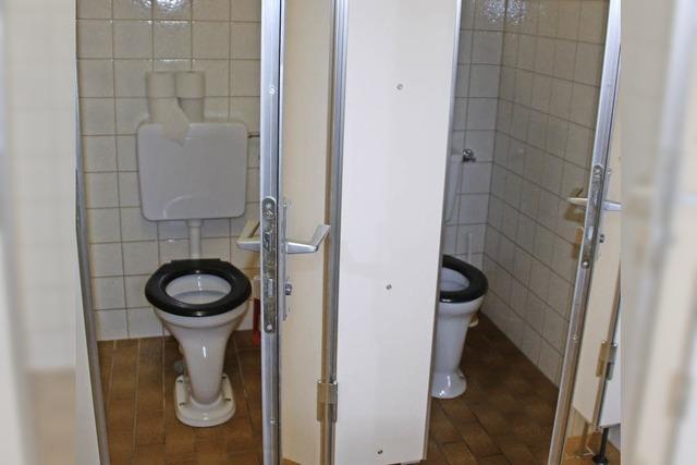 Neue Toiletten für den Gemeindesaal Harpolingen
