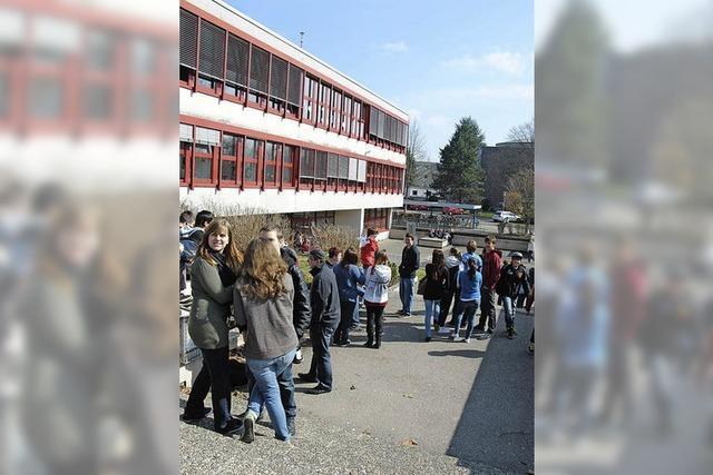Steigende Schülerzahlen -mehr Angebote