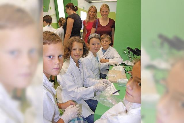 Schüler als pfiffige Forscher