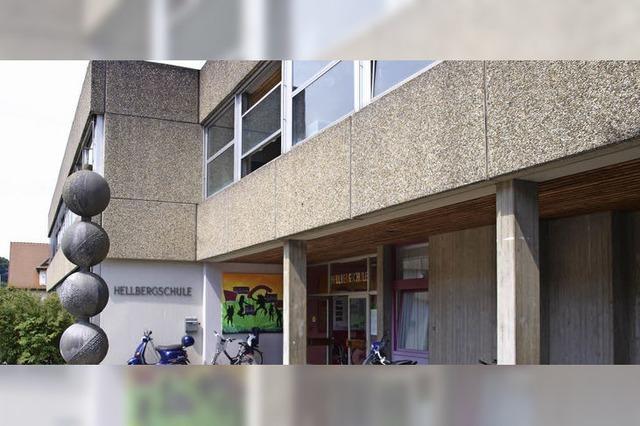 Halle und Hellbergschule