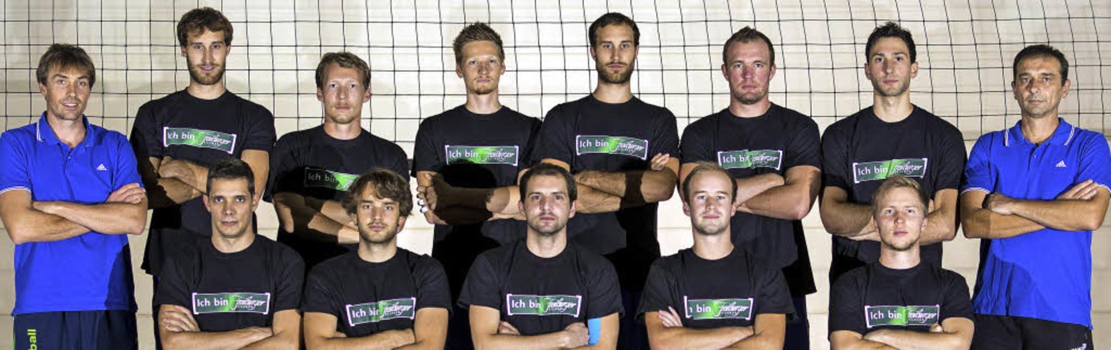 Bereit für die 14. Saison hintereinand...v, Oliver Morath und Jakob Schönhagen     Foto: Herrmann