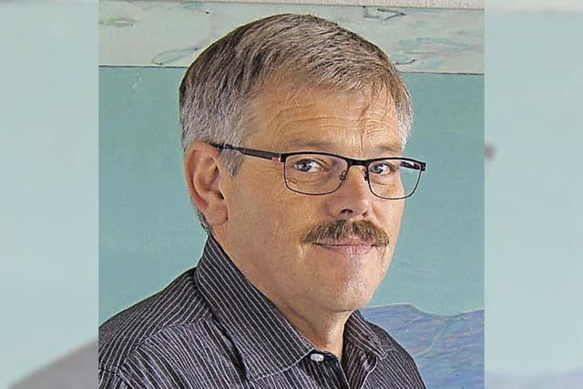 Horst Simon ist im Amt vereidigt