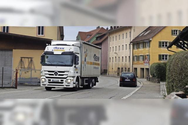 Schönau diskutiert über Tempo 30 auf der Ortsdurchfahrt