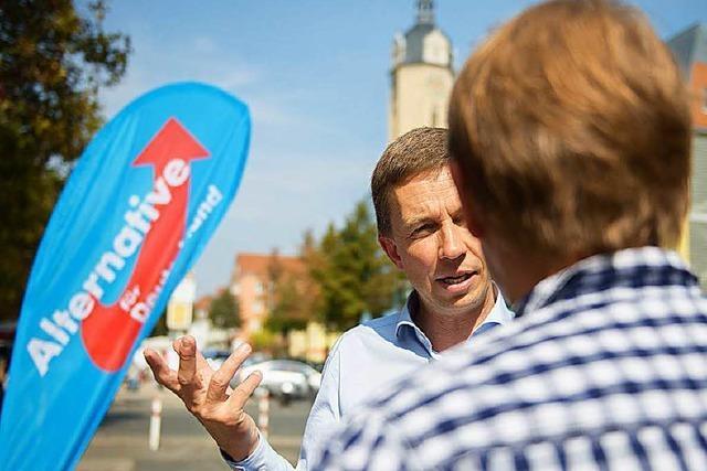 Was bedeuten die Erfolge der AfD für die CDU im Land?