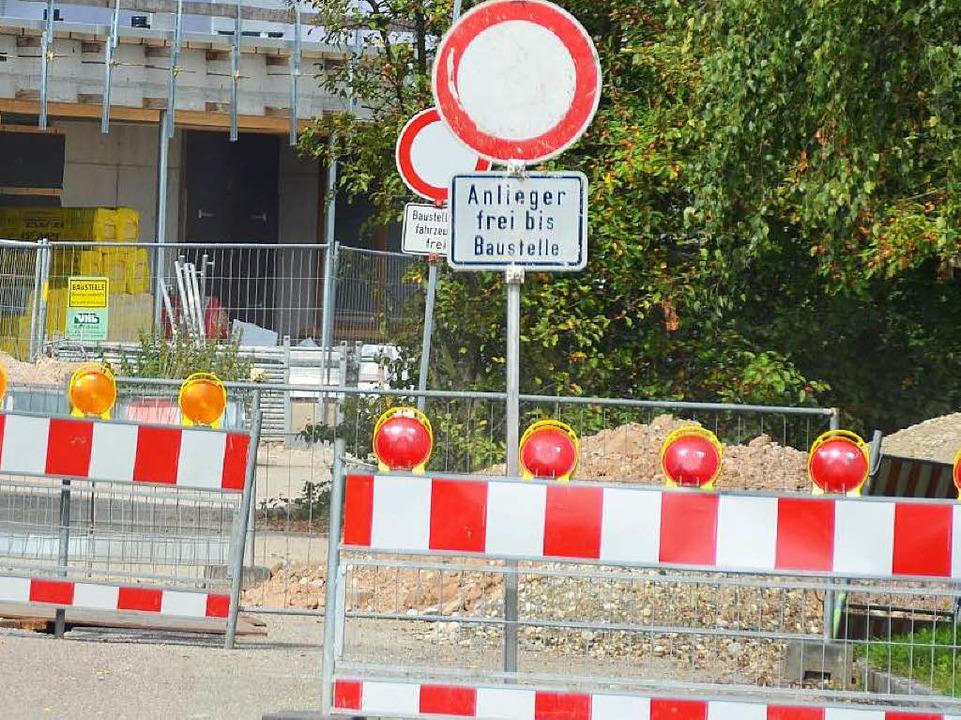 Wann gebaut wird, entscheidet allein der Bund.     Foto: Burgmaier