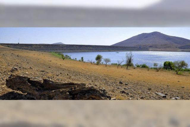 US-Bundesstaat leidet und härtester Dürre seit 100 Jahren