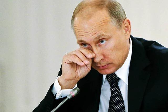 Kreml dementiert Drohung
