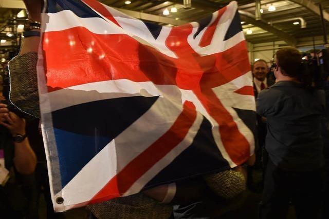 Referendum in Schottland: Mehrheit rettet Vereinigtes Königreich