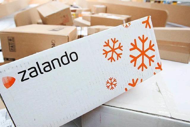 Zalando wird von Börsianern bewertet wie Lufthansa
