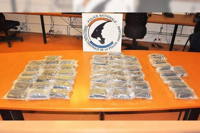 Drogenring zerschlagen: 29 Kilo Heroin sichergestellt