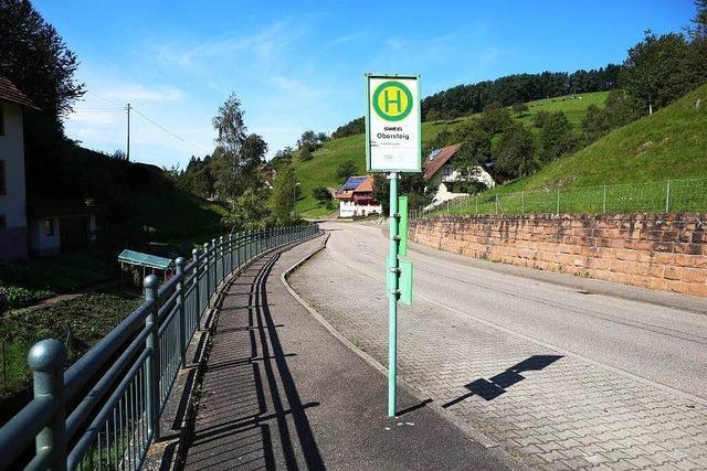 Bürgerbus in Schuttertal im Gespräch