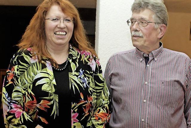 Duo führt den Ortsverein