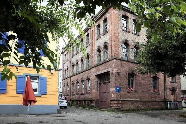 Ärger für das Stadtprojekt in der Lahrer Tonofenfabrik