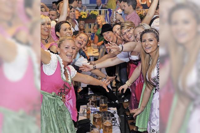 Ganter-Oktoberfest: Die Maß Bier wird teurer