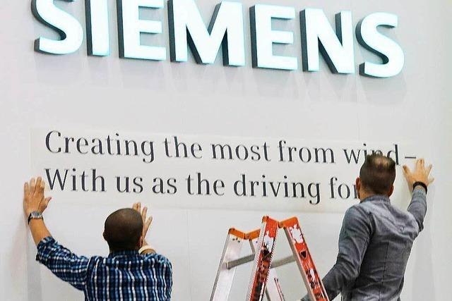 Siemens verkauft Hausgerätesparte an Bosch