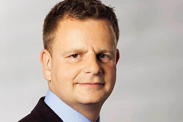 Neuer Geschäftsführer für Wirtschaftsregion Südwest
