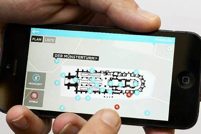 App fürs Münster: Digital durch die Gotik
