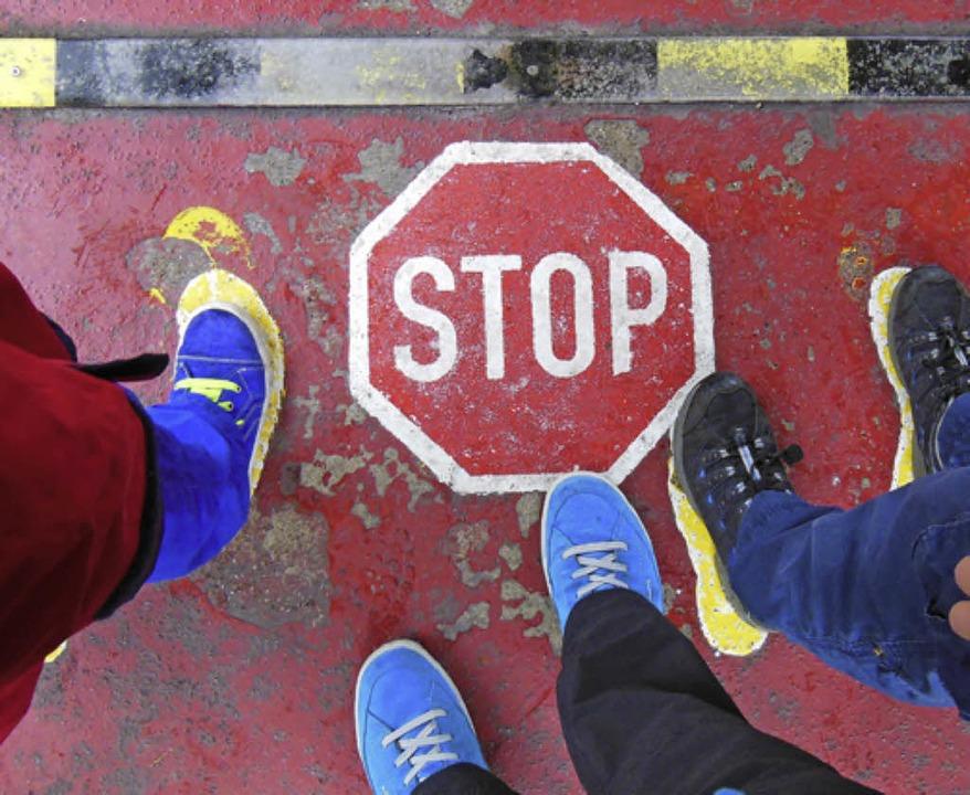 Stopp! Zwei Stunden sind um!  | Foto: Ronja Vattes