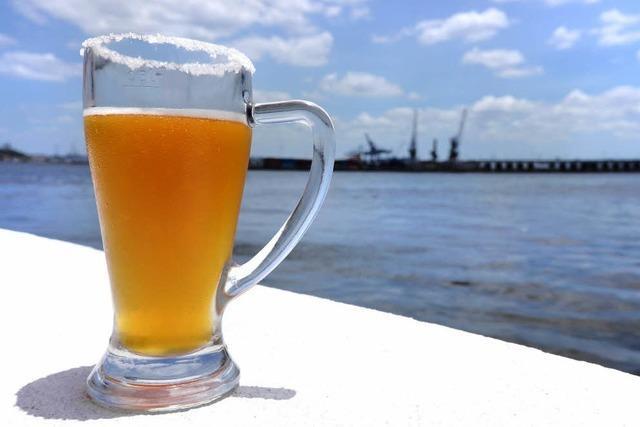 Bier ist auf Kuba auf dem Vormarsch