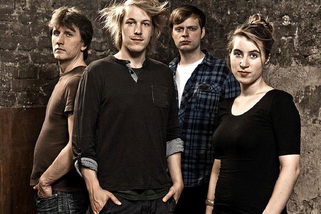 Das Lisbeth Quartett spielt in Freiburg
