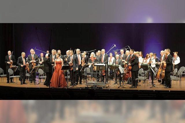 Symphonie-Orchester Deutscher Lions in Freiburg