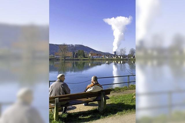 Atomunfall gefährdet Trinkwasser