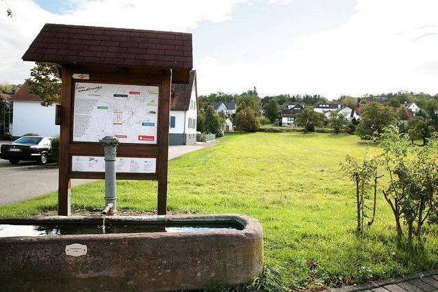 Wasserproblem ist gelöst