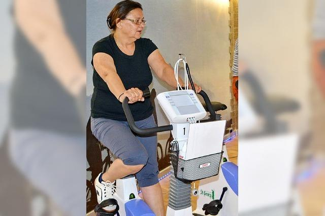Klinik St. Georg in Höchenschwand: Viele Mitmachangebote am Reha-Tag