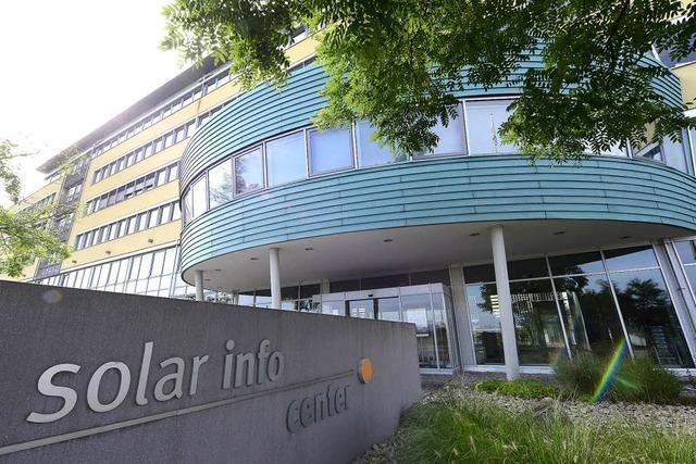 Solar-Info-Center ist zu einem Aushängeschild der Freiburger Ökowirtschaft geworden