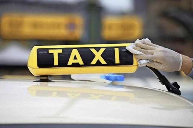 Viele Taxi-Jobs in Gefahr