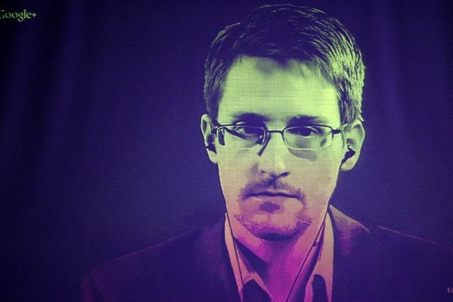 Alternativer Nobelpreis für Snowden