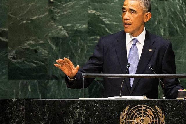 Obama schmiedet Anti-Terror-Allianz im Kampf gegen IS