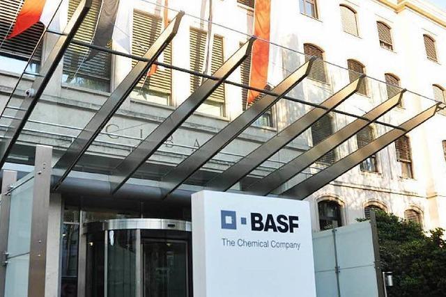 BASF baut in Basel rund 50 Stellen ab