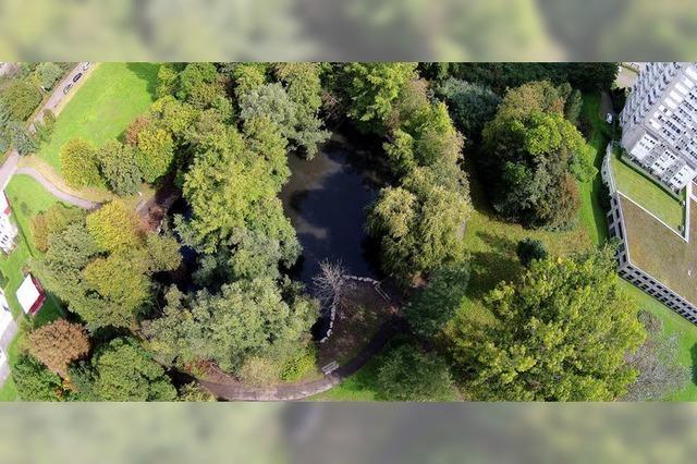 Kleinfeld-Park kostet zwei Millionen