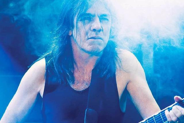 AC/DC: Neues Album kommt, Malcolm Young geht