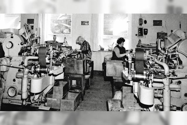 Das Industriezeitalter kam ins Tal