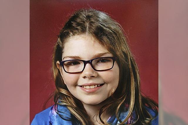 FRAGEBOGEN: Doreen, 9 Jahre, Lahr