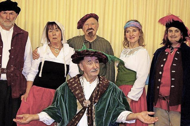 Boccaccio in der Alemannischen Bühne in Freiburg