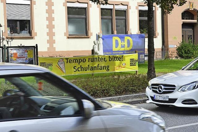 Tumringer wünschen Tempo 30 für Freiburger Straße