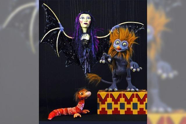 Zirkus Marionetto zu Gast im Kesselhaus