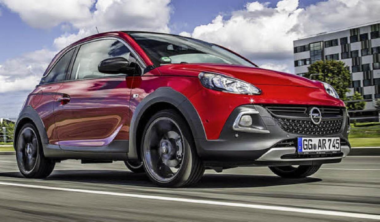 Massive Kunststoffanbauteile <ppp></ppp>  | Foto: Opel