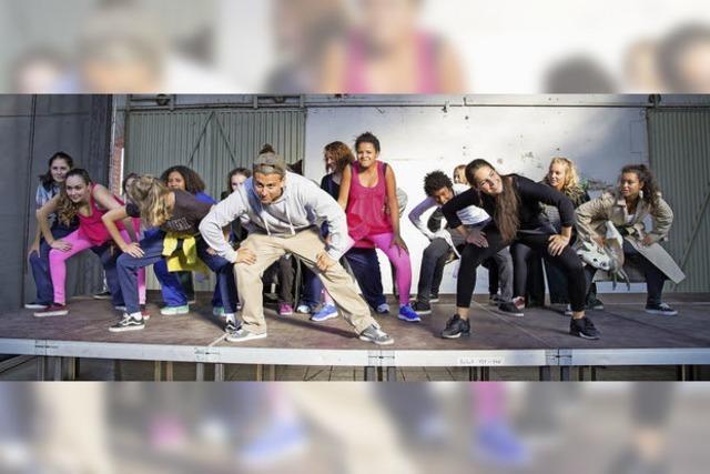 Theater Panoptikum führt HipHop-Musiktheater auf – mit Texten von Bertolt Brecht