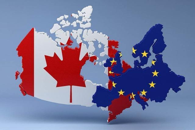 Freihandelsabkommen mit Kanada rückt in weite Ferne
