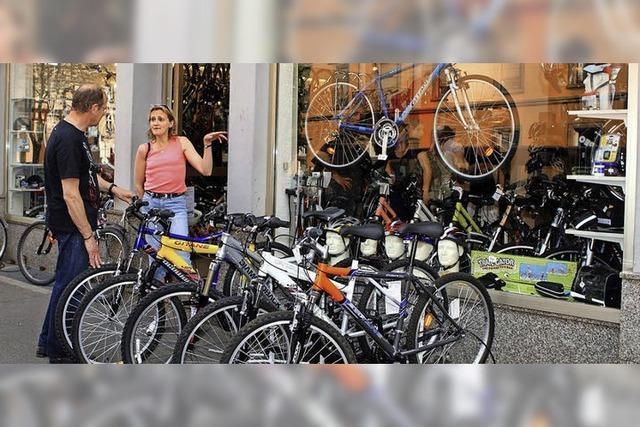 Mit dem Fahrrad durch Colmar: Angenehm und nützlich
