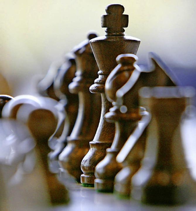 In Münstertal gibt's wieder Schachkurse.  | Foto: DPA