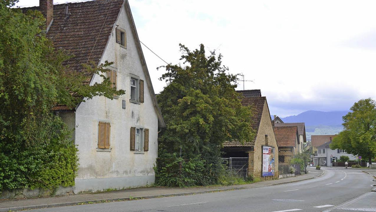 Nach dem  Abriss der beiden seit Jahre...en Kirche – nur schöner werden.   | Foto: Sigrid Umiger