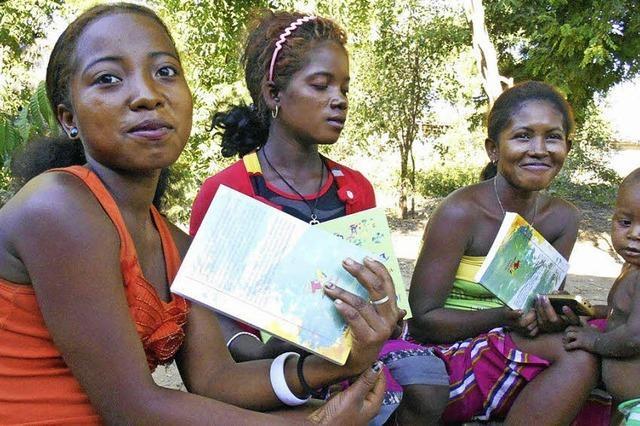 Schul- und Kinderbücher auf Madagassisch