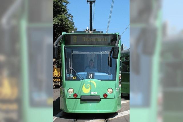 Ab Montag rollt die Tram