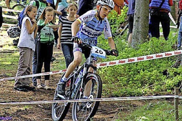 Jugend bewegt – auch auf dem Bike