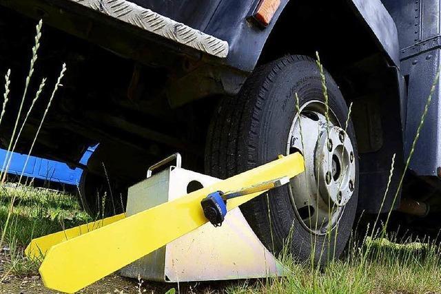 Sand im Getriebe: Wagen droht die Verschrottung